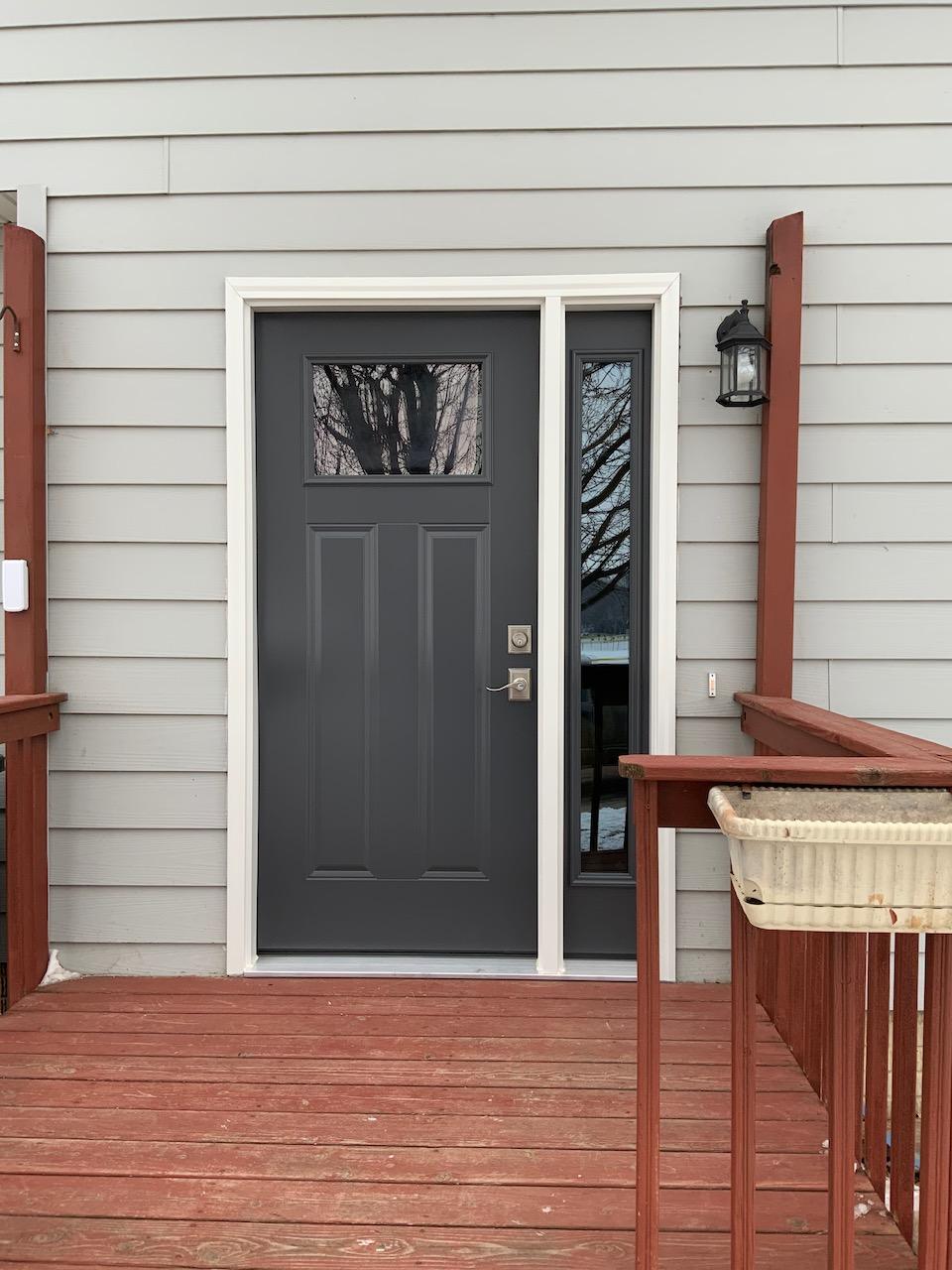 Provia Entry Door- Nightfall